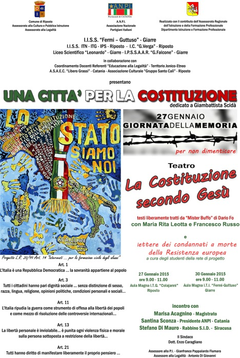 Manifesto 2B Una citta per la Costituzione 2015(1)